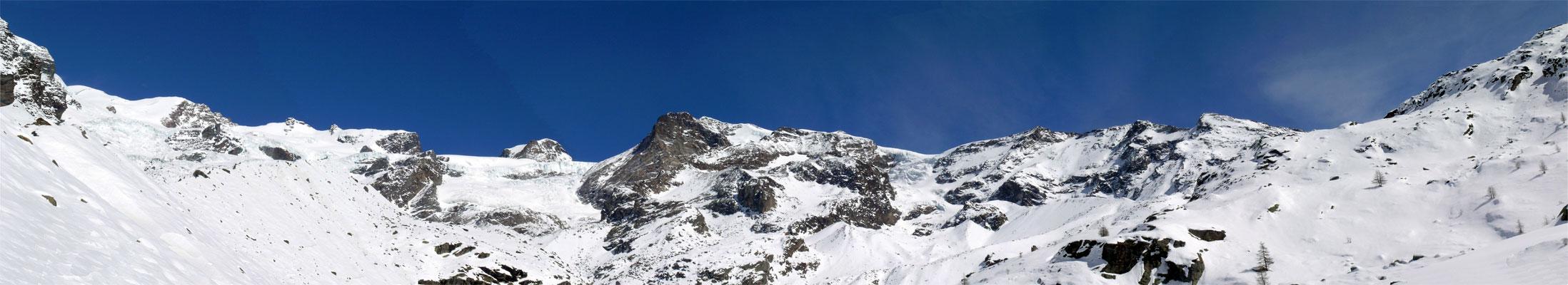 Zainoinspalla i panorami in montagna for Piani di montagna moderni
